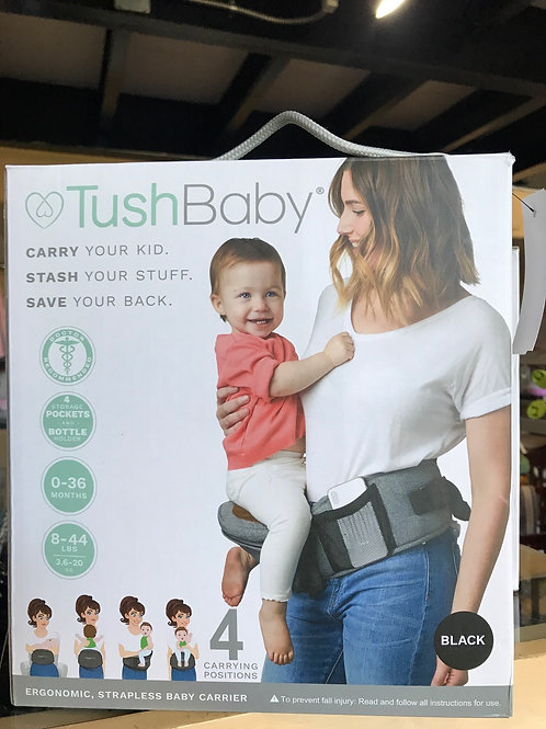 Tush baby carrier