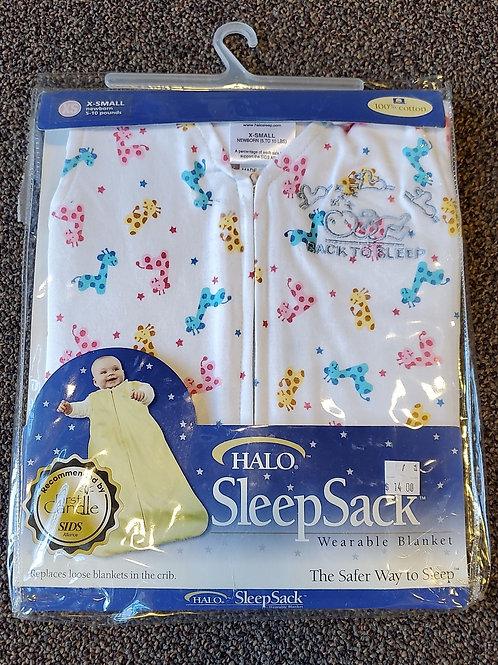 New Halo Sleep Sack NB