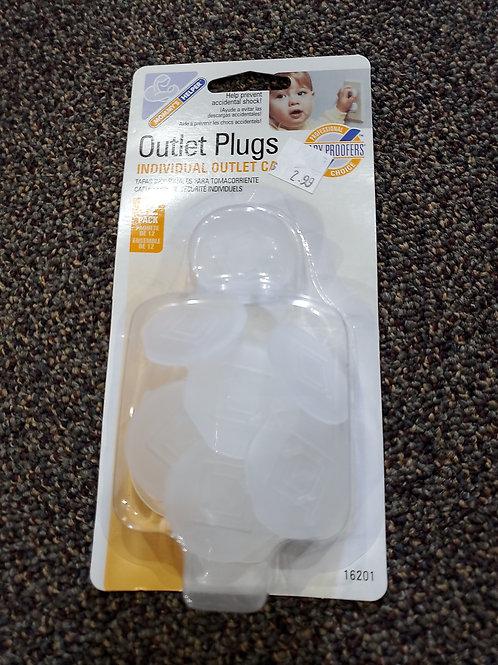 Outlet plugs 12pcs