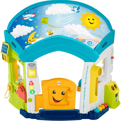New Fisher Price Smart learning home