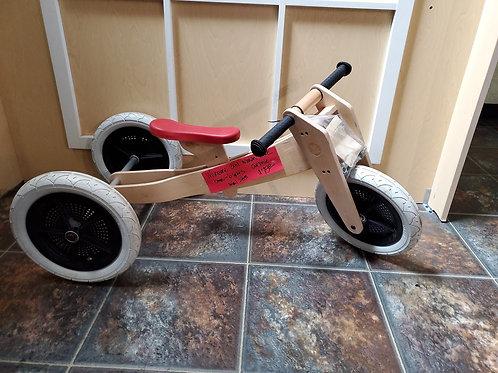 Wishbone 3 in 1 Wooden Bike retail 249.99