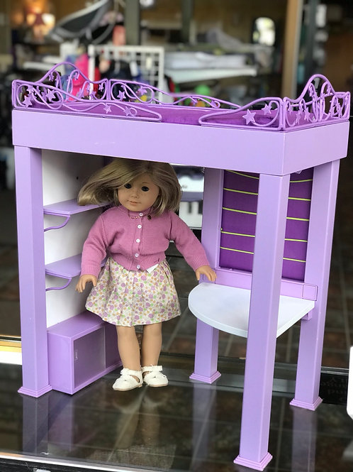 American Girl loft bed (doll not included)