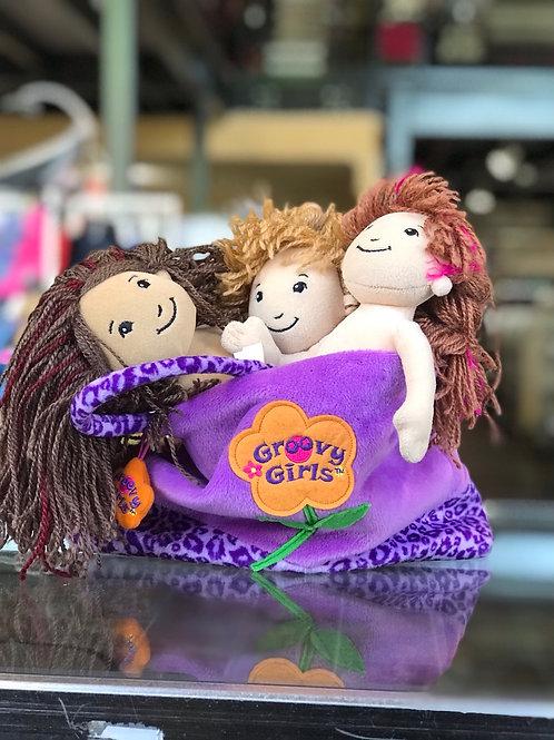 Groovy Girls & purse