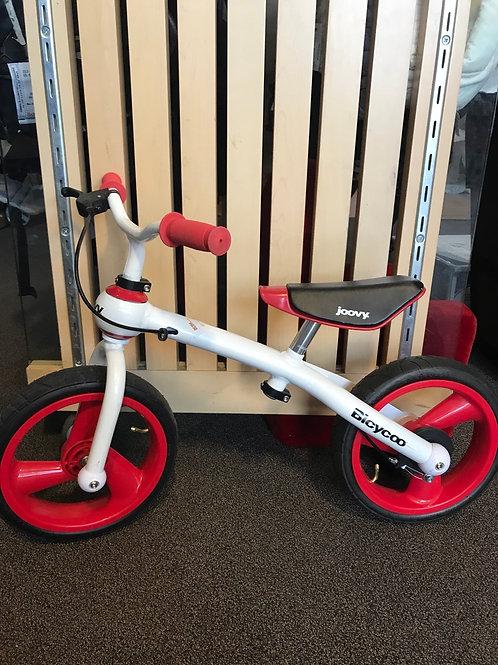 Joovy balance bike 12 inches