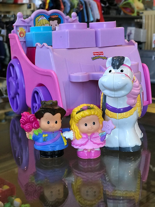 Fisher Price Little People Royal Carriage