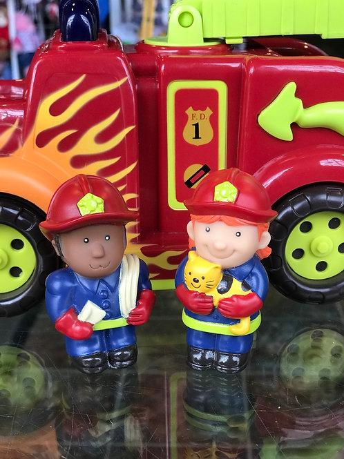 B. Toys Fire Flyer, RRROLL Models