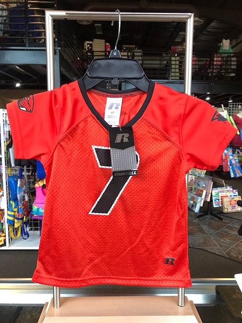 Size 4 NEW Beavers jersey