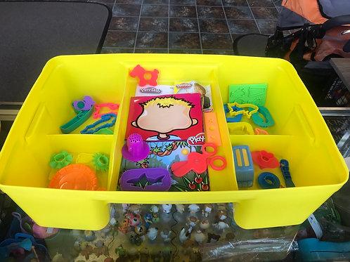 Playdoh activity set