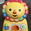 Thumbnail: Fisher price lion activity walker and ride on