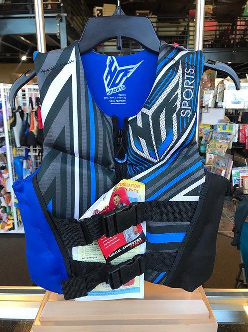 Ho Sports Life Vest 50-90 lbs NEW