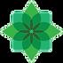 Shifa Healing Co - Green Flower - transp