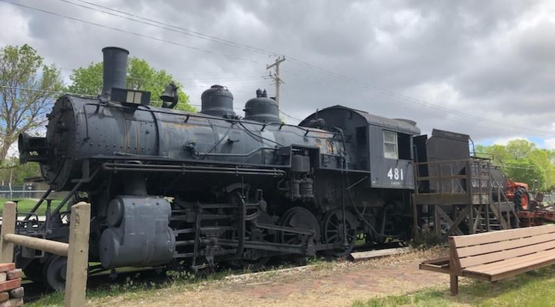 1903 Baldwin Steam Engine