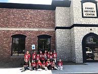 School group tour