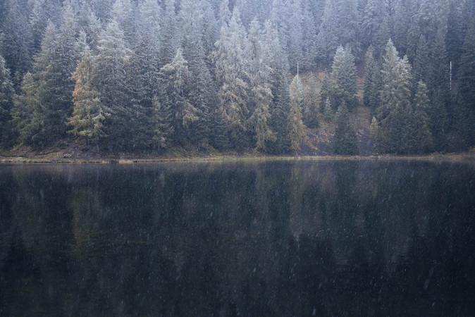 Schwarzsee  Graubünden