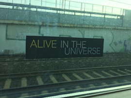 Breathe In... Breathe out - ALIVE in the UNIVERSE - 2019