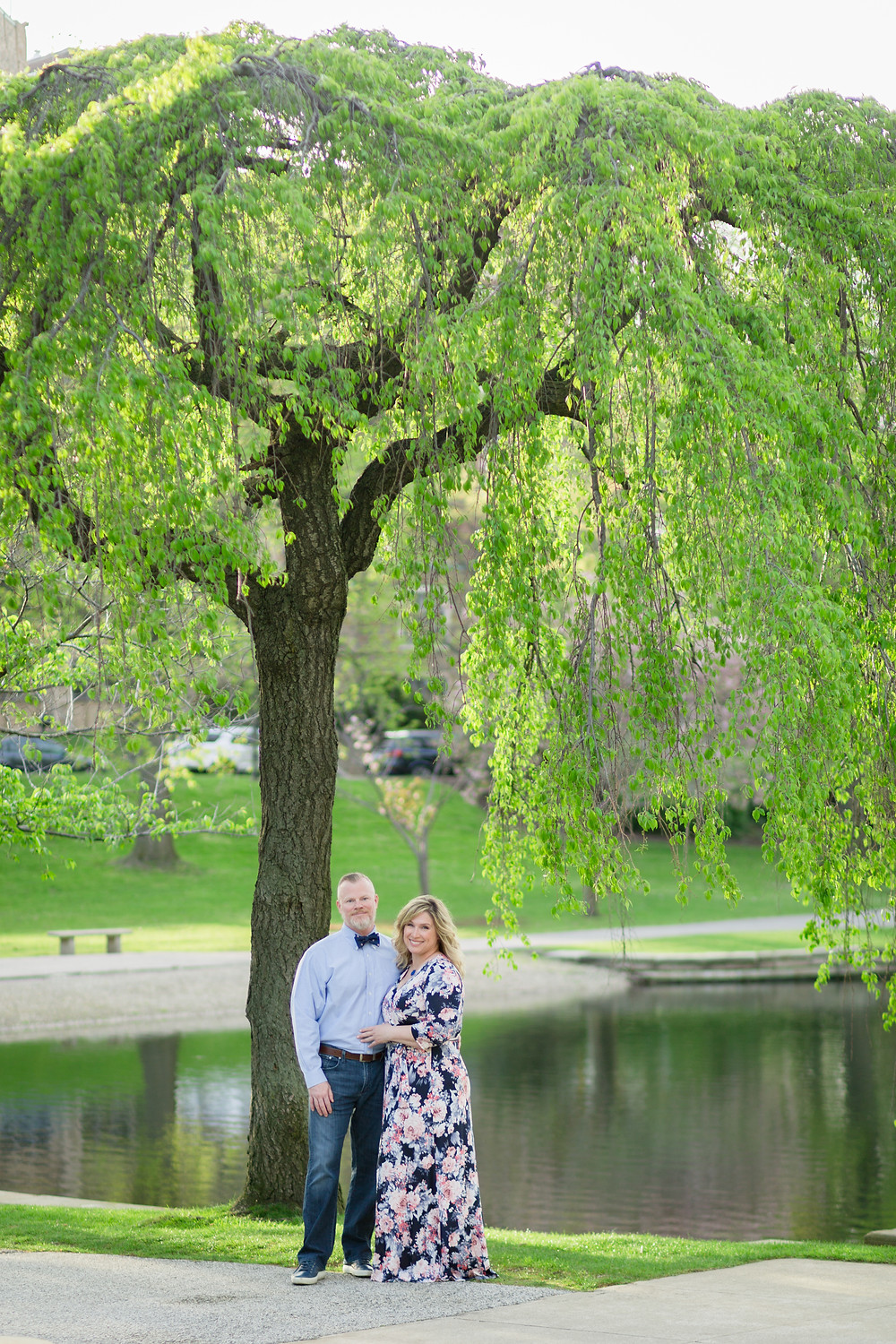 couple willow tree wade oval photography
