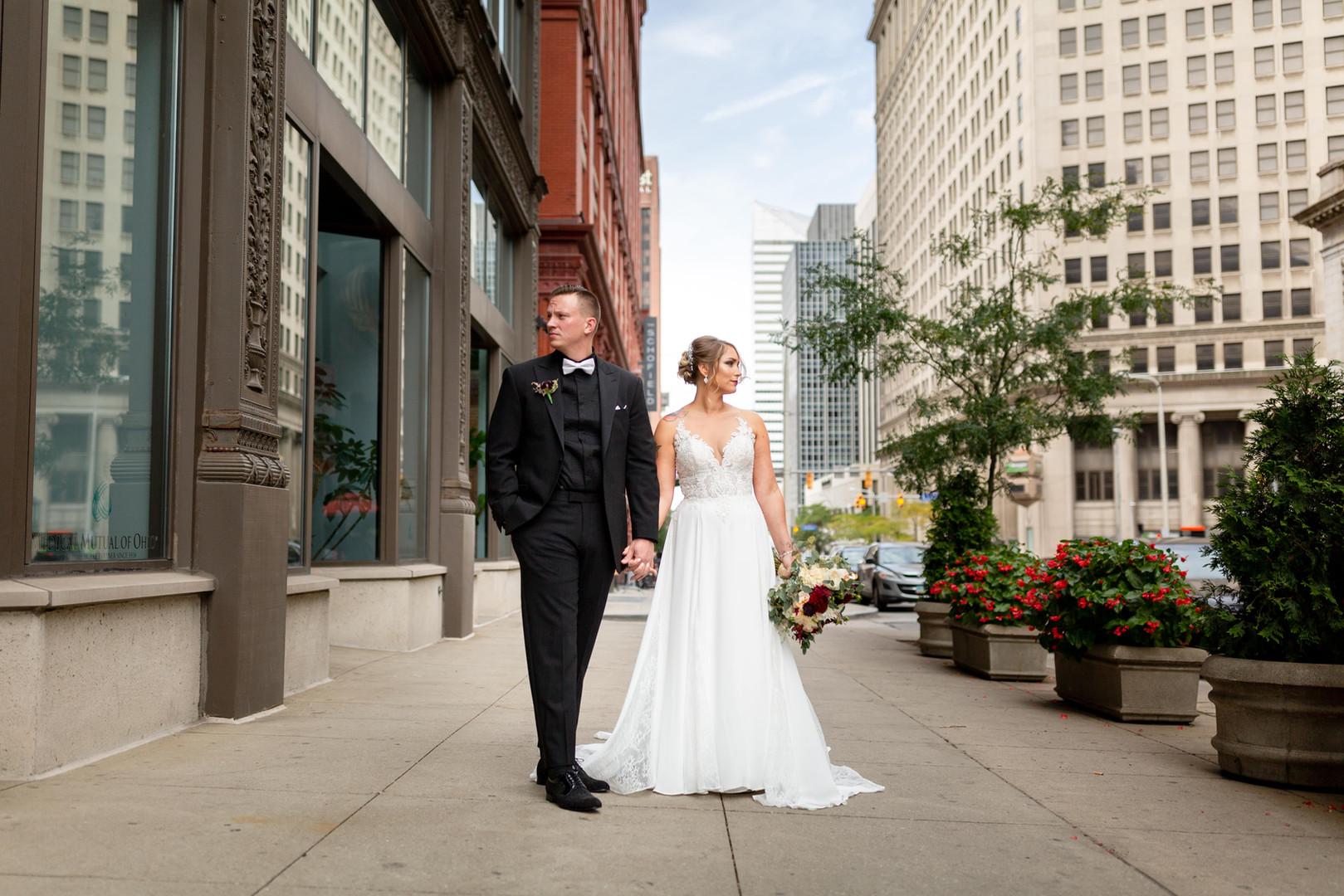 downtown cleveland wedding