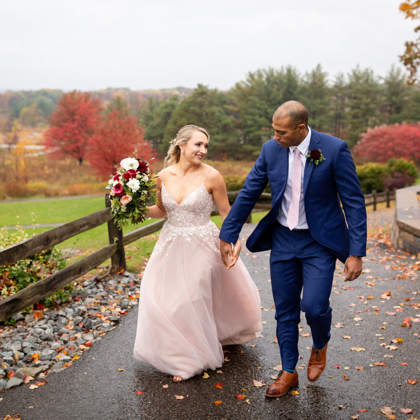 A Fall Wedding at Patterson's Fruit Farm in Chesterfield Ohio