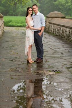 engagement session cleveland ohio