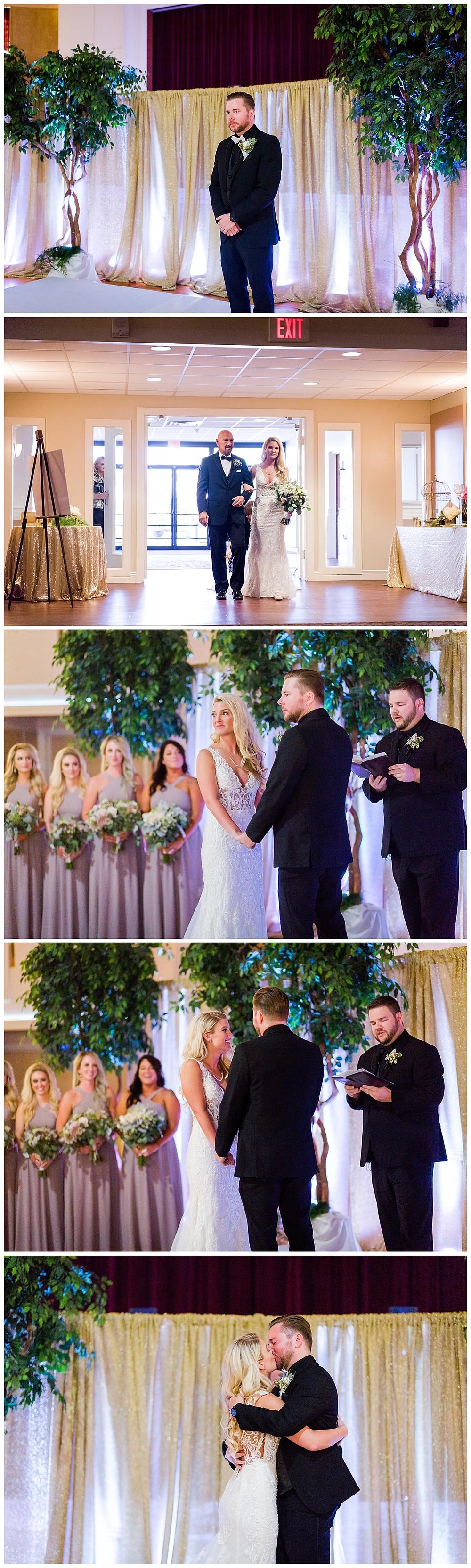 parma astrodome wedding