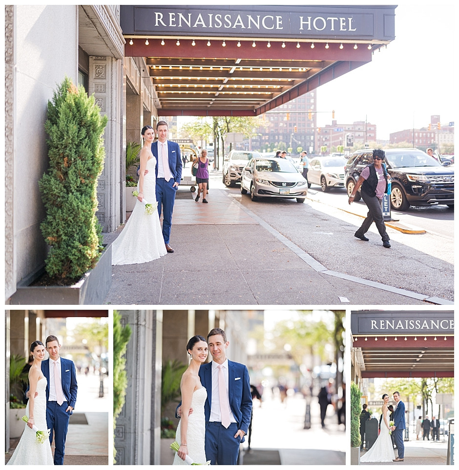 renaissance hotel cleveland