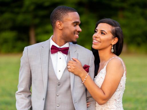 Nina & Brandon's Galaxy Banquet Hall Wedding in Wadsworth OH