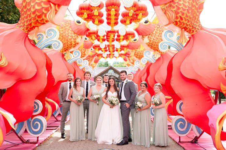 Asian Lantern Festival Cleveland Zoo