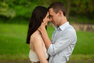 engagement photographers in cleveland