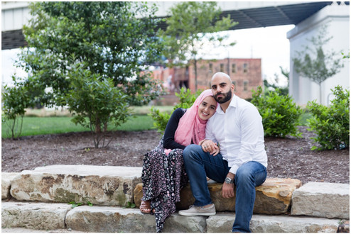 ohio engagement session