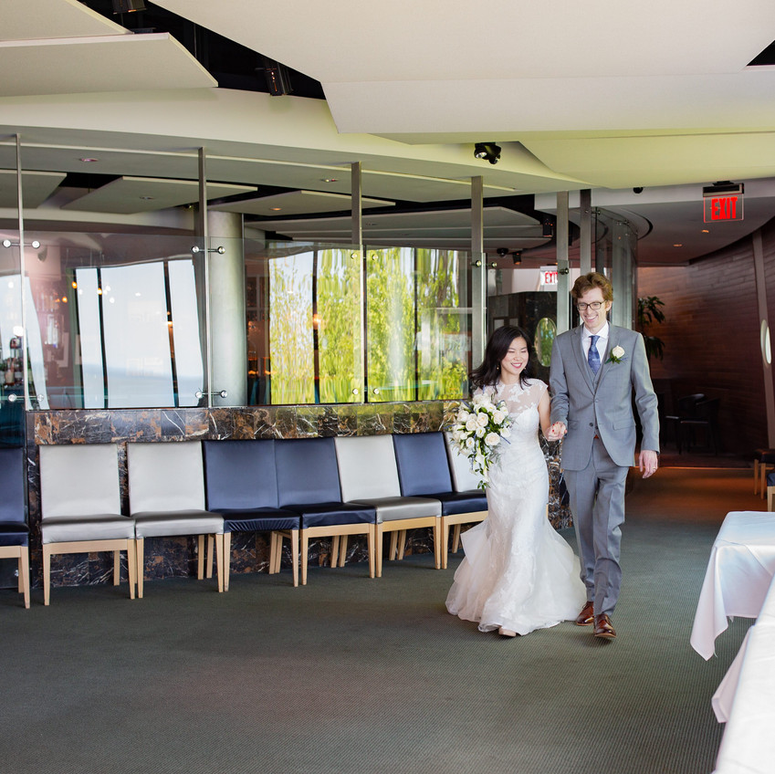 Pier W Wedding In Lakewood Ohio