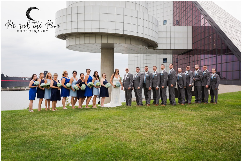 bridal party cleveland