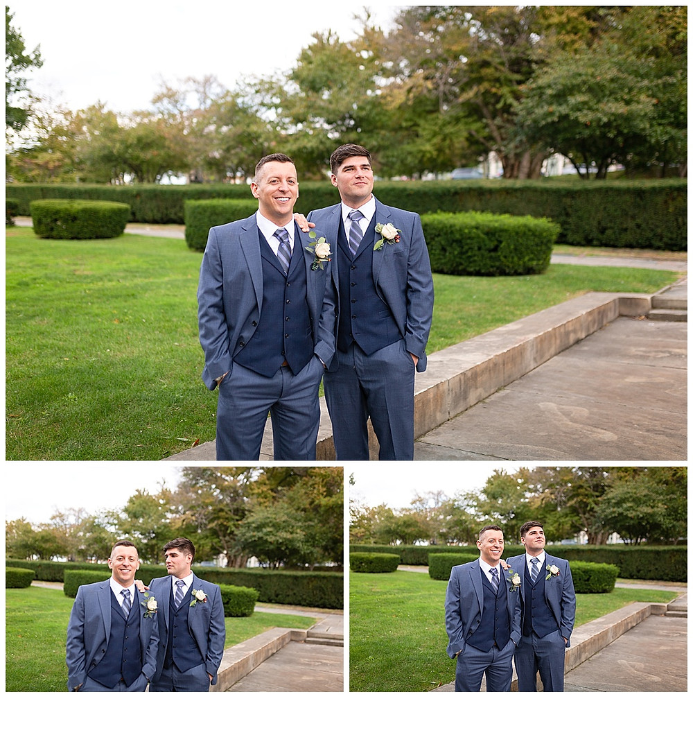 groom and groom