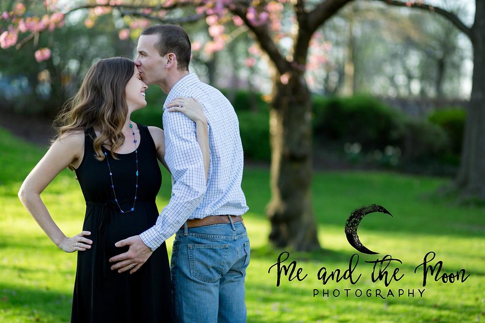 maternity photo shoot cleveland