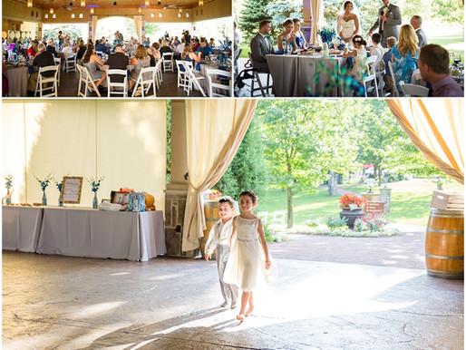 Dan & Bianca's Gervasi Vineyard Wedding