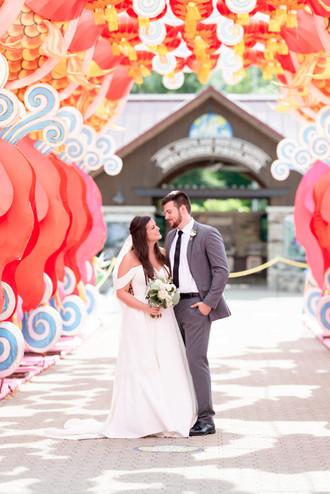 cleveland metroparks zoo wedding