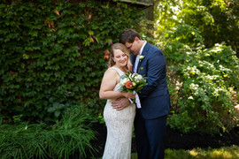 intimate backyard wedding ohio