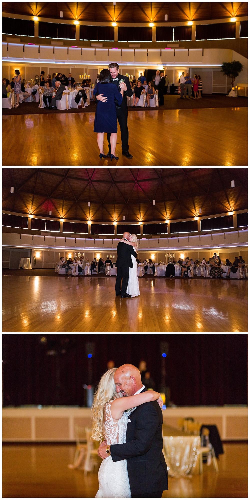 special dances wedding