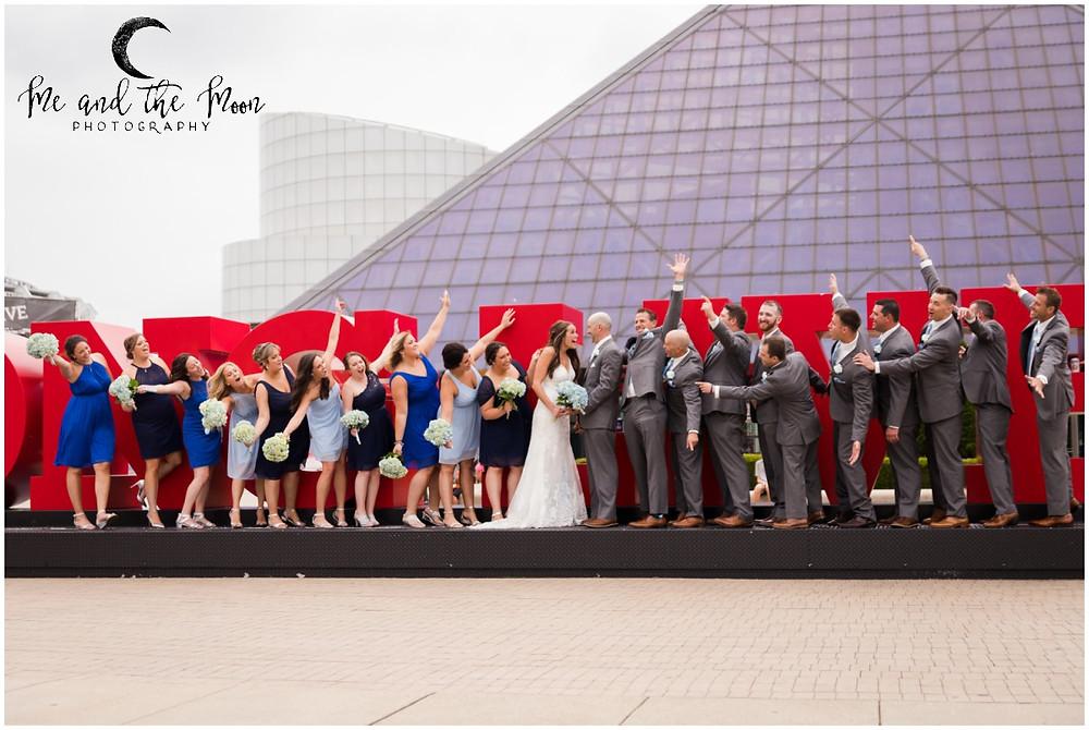 cleveland wedding photos