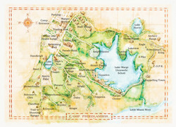 Camp-Friedlander-Map