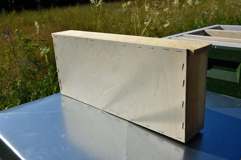 Pakningsvegg Halv 70 mm