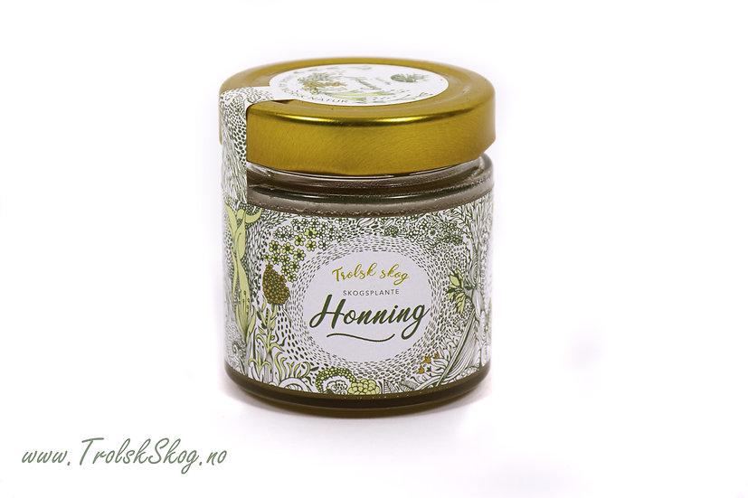 Norsk Skogsplante Honning 200 gr