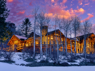 602 Bachelor Ridge in Bachelor Gulch Colorado Offered at $14,750,000.