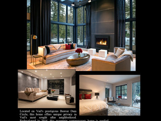 Open House this Saturday and Sunday in Vail from 2-5pm