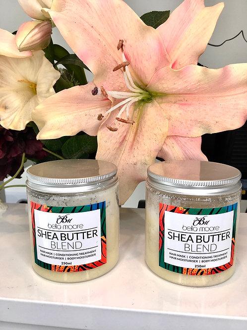 Bella Moore Shea Butter Blend 250ml