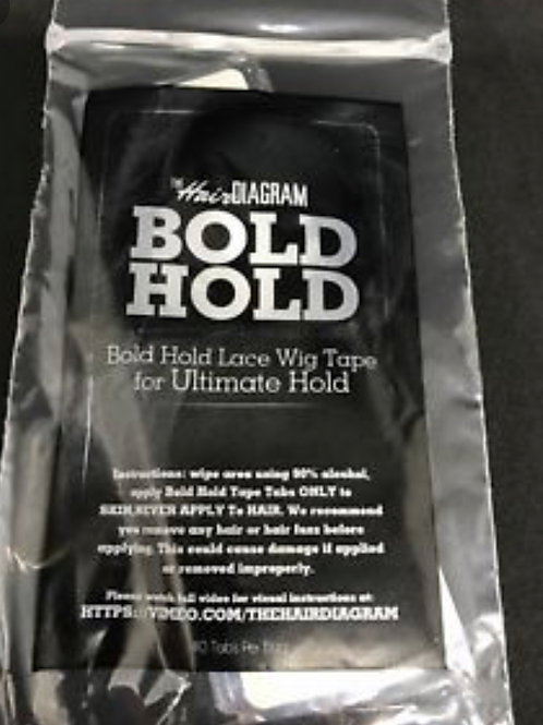 Bold Hold Wig Tape
