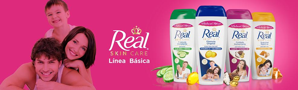 Real Skin Care Línea básica