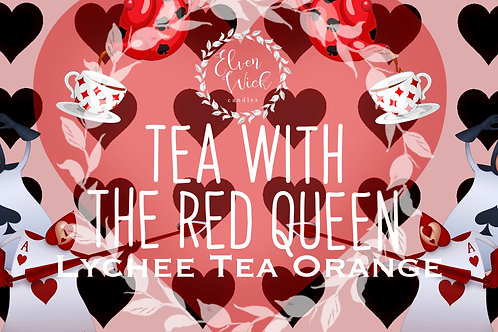 Tea With The Red Queen