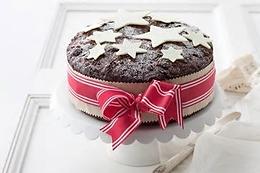 Indulgent Hazelnut Chocolate Pudding