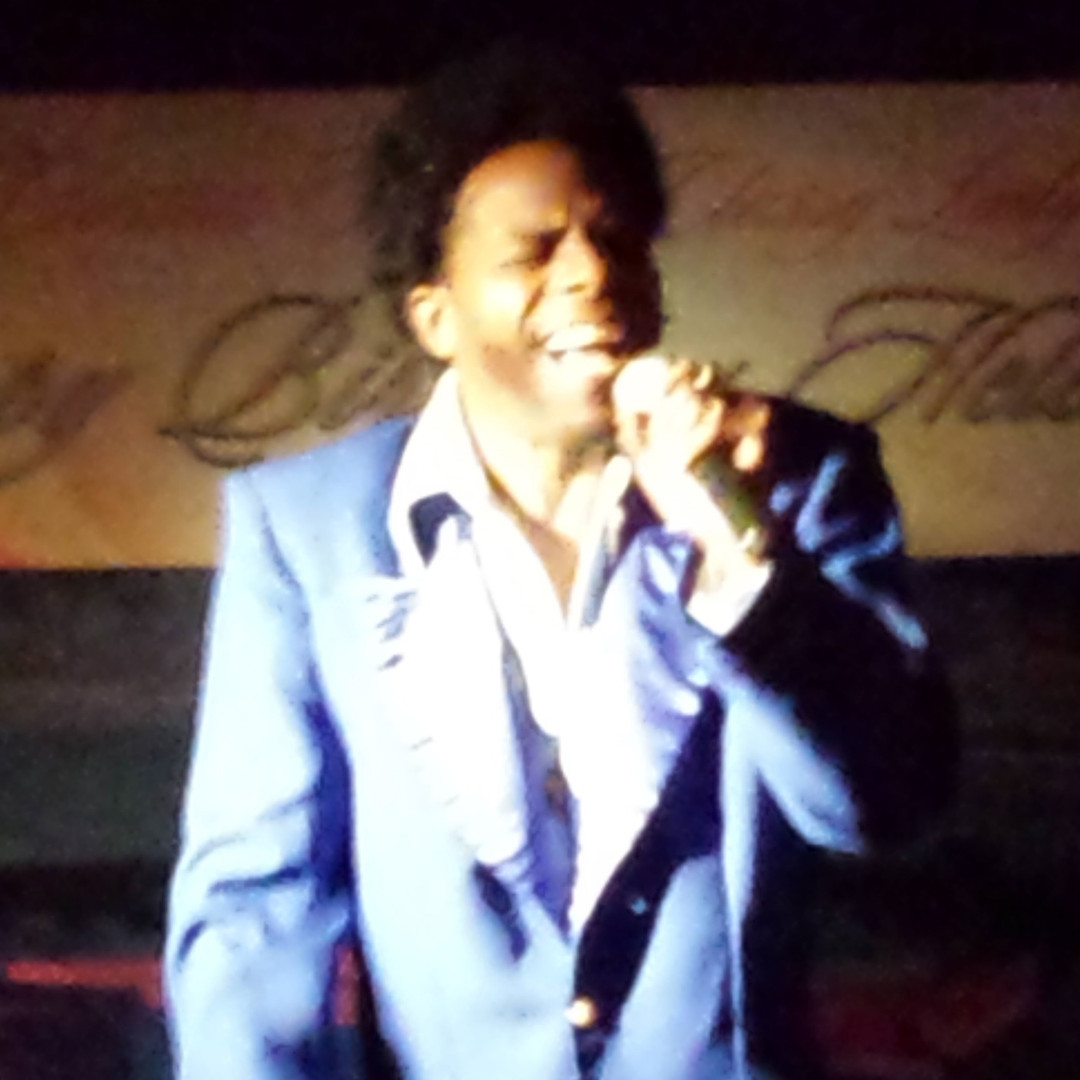CP Lacey as Al Green