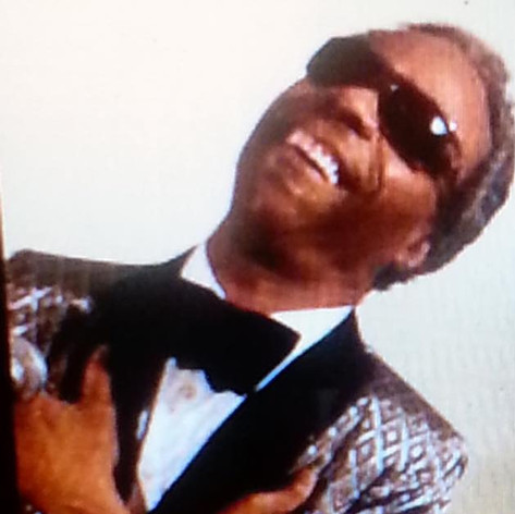 CP Lacey as Ray Charles 2